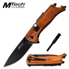 Lit Forest Folding Knife